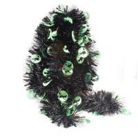 Cheap Decorative Black Boa For Halloween Party for sale