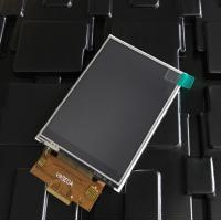 Cheap Medical Appliance Touch Screen Display Panel SPI Interface 3.2 Inch Resolution 240 * 320 for sale