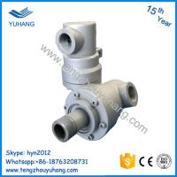 Cheap High temperature steam hot oil rotary union imported seal BSP thread for sale