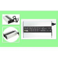 48V 15A Electric Club Car Battery Charger , High Power 900W Golf Cart Charger