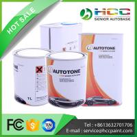 Buy cheap HCC paint Clear- MS Clearcoat sales@hccpaint.com from wholesalers