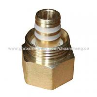 Cheap Brass push-on hose barbs, OEM orders are welcome for sale