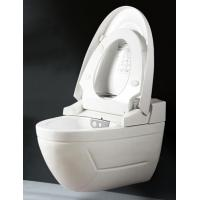 Cheap New design ceramic intelligent smart wall hung toilet for sale