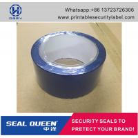 Cheap Best Sales Promotion For Tamper Seal Security Seal Tape to Carton Sealing in November 2017 for sale