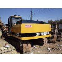 Cheap Original Pump Used Cat Excavator E200B CAT 3116 Engine 5680mm Digging Depth for sale