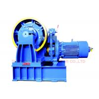 Cheap VVVF EXplosion - protected Traction Machine / Elevator Parts for sale