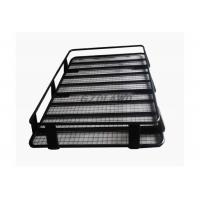 Cheap 4X4 Universal Roof Rack Cargo Baskets Steel Material For Toyota Land Cruiser 80 Series for sale