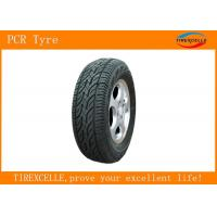 Radial Tires For Cars 225 / 75R16 ,  Long Mileage Auto Tyres R Speed Grade