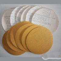 Cheap 3m 236U acrylic polish paper disc / Abrasive Paper / Sanding paper for sale