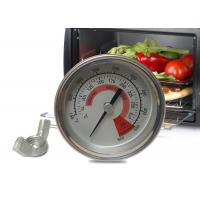 China Fast Read Bimetal Thermometers Household Grill Thermometer Stainless Steel Scale on sale