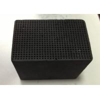 Cheap High Efficiency Honeycomb Activated Carbon Wall Thickness 1.0mm/0.5mm Industrial for sale