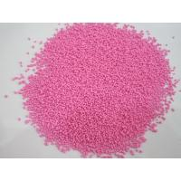 China pink speckles colorful speckles sodium sulfate speckles detergent powder speckles on sale