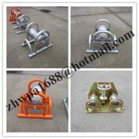 Cheap Price Nylon Cable Roller, best Cable rollers, Cable Guides,Tray Type Sheaves for sale