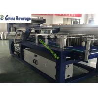 Cheap Automatic PE Film Industrial Shrink Wrap Machine , Heat Shrink Wrap Machine With Heating Tunnel for sale
