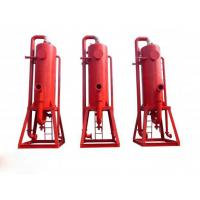 China Drilling Fluid Mud Gas Separator on sale