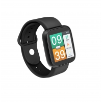 Cheap 1.3 Inch TFT Color Screen 180mAh ECG Monitor Smart Watch for sale