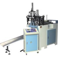 Cheap Professional Custom Paper Lunch Box Making Machine For Meal Box for sale