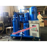 China Dirty lube oil Cleaner,Lubricant Oil Purifier Plant, Lube Oil Treatment Plant on sale