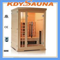Cheap 1 person hot sale massage infrared sauna room for sale