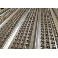 Cheap Construction High Ribbed Formwork / Durable High Rib Sheet 5*10mm Hole for sale