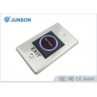 Cheap USA Type infrared touch free  door release Sensor exit button (no touch) for sale