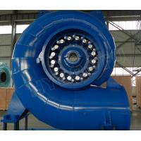 Francis Hydro Turbine / Francis Water Turbine for Capacity below 20MW Hydropower Project