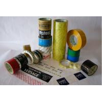 Cheap Transparent bopp tape for packing carton for sale