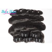 Quality Grade 5A Body Wave Mongolian Hair Extensions No Shedding Human Hair Wefts wholesale