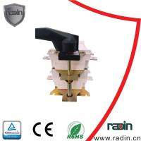 Quality 125A-1600A Manual Transfer Switch Changover Load Isolator CCC RoHS Approved wholesale