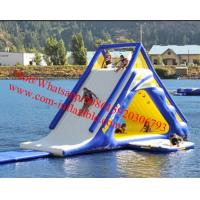 Cheap Inflatable big PVC water slide for sale for sale