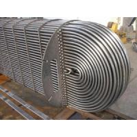 Cheap Seamless Nickel Alloy Pipe as per ASTM B161 , Condensser Nickel 200 Tube for sale