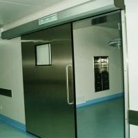 Cheap Medical Stainless Steel Airtight Sliding Doors/ Stainless Steel Hermetic Doors for Hospital Operation Rooms for sale