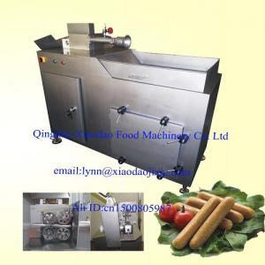 sausage casing peeling machine