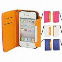 Cheap Case for iPhone(Leather material available), Various Colors are Available for sale