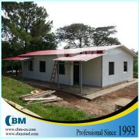 Cheap Light Steel Structure Economical Prefab Modular House Prefab Indonesia for sale
