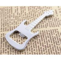 Cheap custom guitar shaped Beer bottle openers wholesale for sale