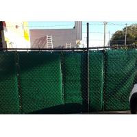 Buy cheap 25dB temporary noise barriers composite laminated fabric 1.2mm outside please pvc plastic film from wholesalers