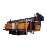 Buy cheap Crawler Down The Hole Drill Rig 18m Depth 254mm Diameter For Large Scale Quarry from wholesalers