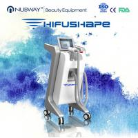 China Best effective HIFU machine high intensity focused ultrasound fat removal system on sale