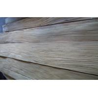 Cheap Natural Zebrano Quarter Cut Plywood Veneer , 0.45mm Thickness for sale