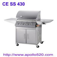Cheap Gas Bbq Grill Free Stand for sale