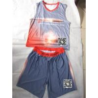 China Latest Kids Basketball Jersey Uniform Design on sale