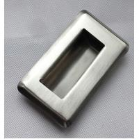Cheap Stainless steel embedded flush pull hand chest drawer machinery equipment Handle for sale