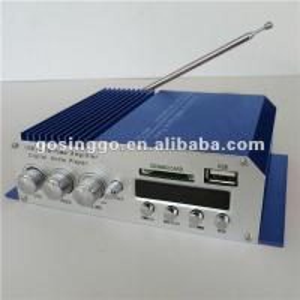 China car mp3 usb fm amplifier on sale