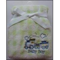 Buy cheap Embroidered Baby Blanket (ABTX-051) from wholesalers