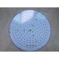 China Counter Sink Holes Isolated Holes PCB rigid insulation pcb production on sale