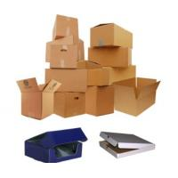 China Corrugated board Small Moving Boxes Mailing Packing Shipping Carton Box on sale