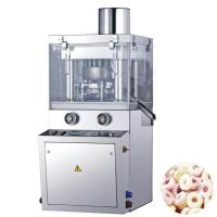 China Effervescent Rotary Tablet Press , Tablet POLO Candy Making Machine on sale