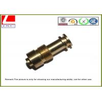 Cheap custom male and female thread brass shaft type air compressor fittings wholesale