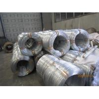 Cheap Heavy Zinc-coated galvanized iron wire for weaving stone net , gabion box , Reno Mattress wholesale
